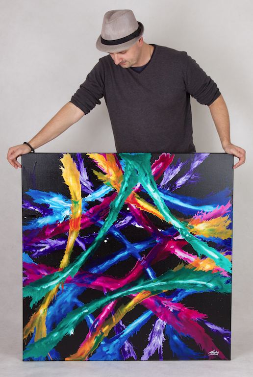 Mendo - Australian Abstract Painter