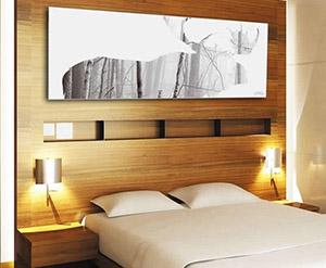 Landscape Moose Decor Animal Wall Art