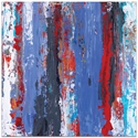 Abstract Wall Art 'Urban Life 15' - Urban Decor on Metal or Plexiglass - Image 2