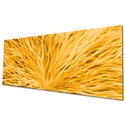 Blooming Gold by Helena Martin - Original Abstract Art on Ground and Painted Metal - Image 3