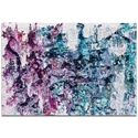 Abstract Wall Art 'Essence 1' - Colorful Urban Decor on Metal or Plexiglass