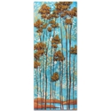 Abstract Tree Art 'Floating Dreams v2' - Landscape Painting on Metal or Acrylic - Image 2