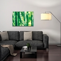 Asian Wall Art 'Bamboo Forest' - Bamboo Decor on Metal or Plexiglass - Image 3