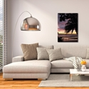 Coastal Wall Art 'Coastal Sunset Skies' - Beach Sunset Decor on Metal or Plexiglass - Image 3
