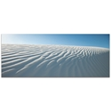Landscape Photography 'Rippled Sand' - Sand Dunes Art on Metal or Plexiglass - Image 2