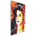 Michael Jackson Perfection Veteran by Mark Lewis - Celebrity Pop Art on Metal or Plexiglass - ML0002