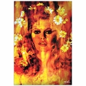 Bridget Bardot Life Captured | Pop Art Painting by Mark Lewis, Signed & Numbered Limited Edition - ML0009