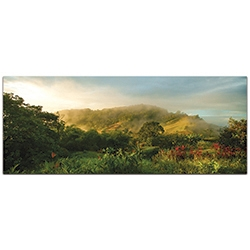 Landscape Photography Storybook Hills - Mountain Scene Art on Metal or Plexiglass