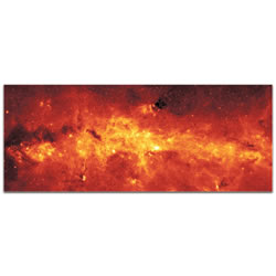 Galactic Center - Modern Wall Decor