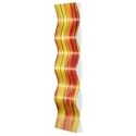 Heat Wave 9.5x44in. Metal Eclectic Decor
