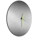 Silversmith Circle Clock Green - Image 2