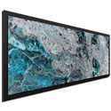 Storm Turquoise Framed - Image 2